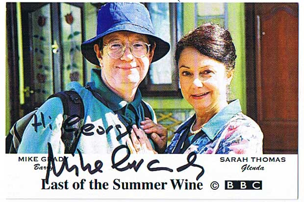 Sarah thomas actress last of the summer wine bing images